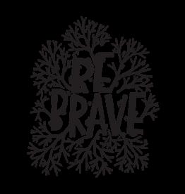 TATOUAGES TEMPORAIRES : BE BRAVE