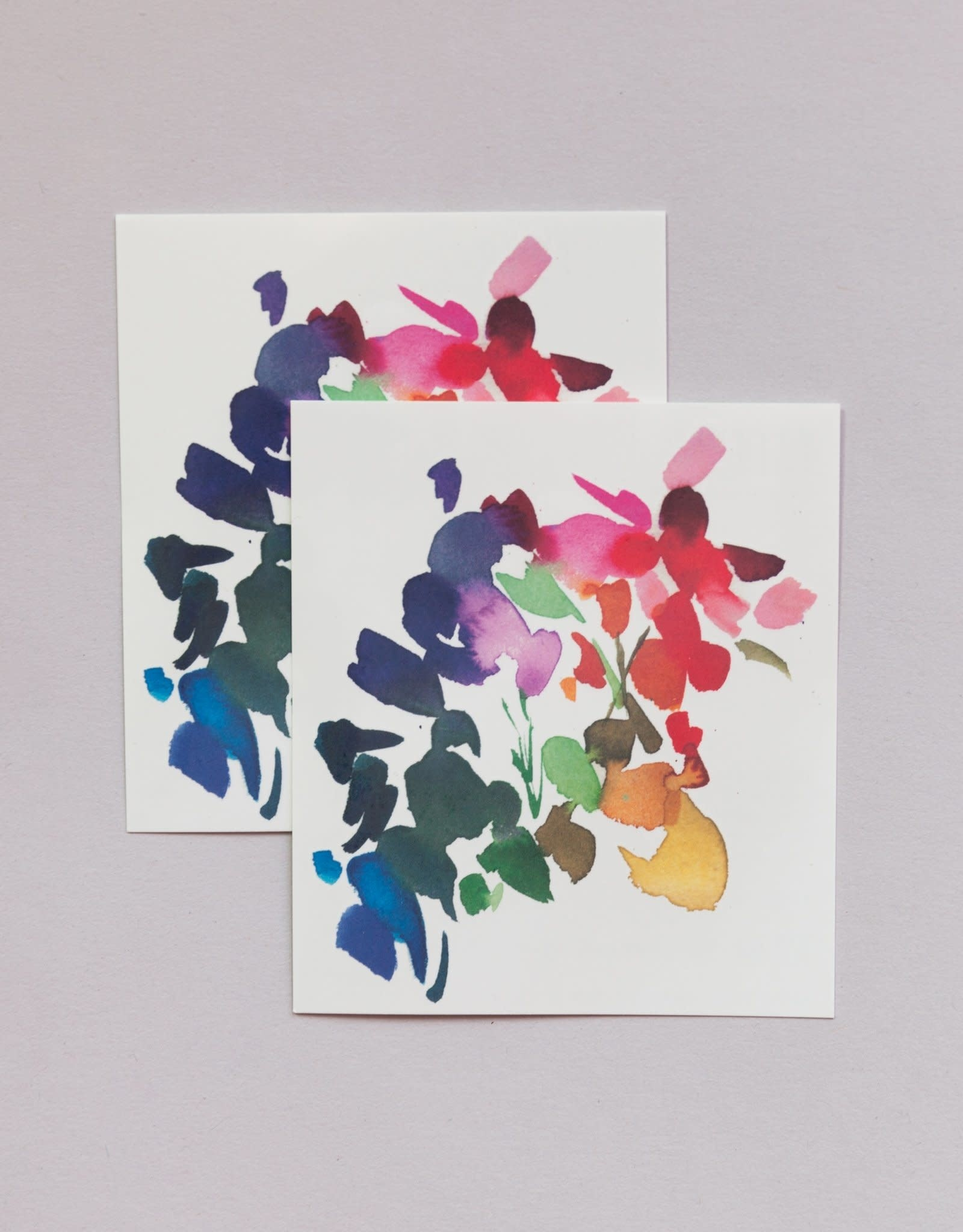 TATOUAGES TEMPORAIRES : ABSTRACT FLORAL