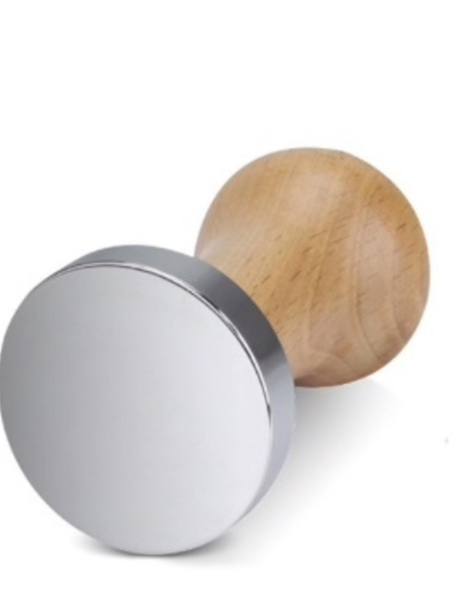 Presse-café 58 mm : manche en bois