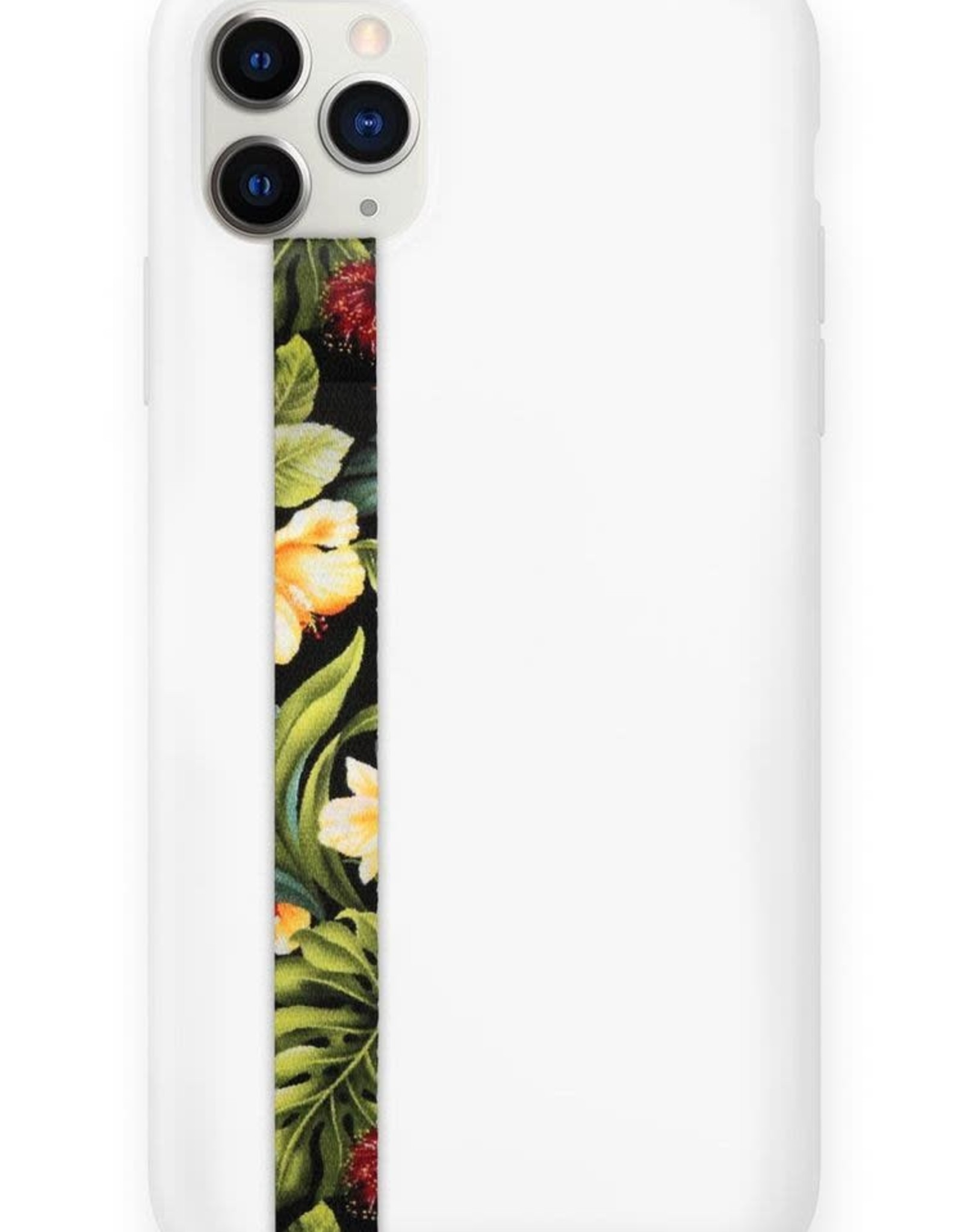 Sangle à cellulaire par Phone loops: Floral