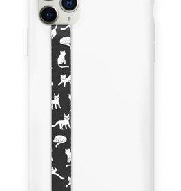 Sangle à cellulaire par Phone loops: Meow