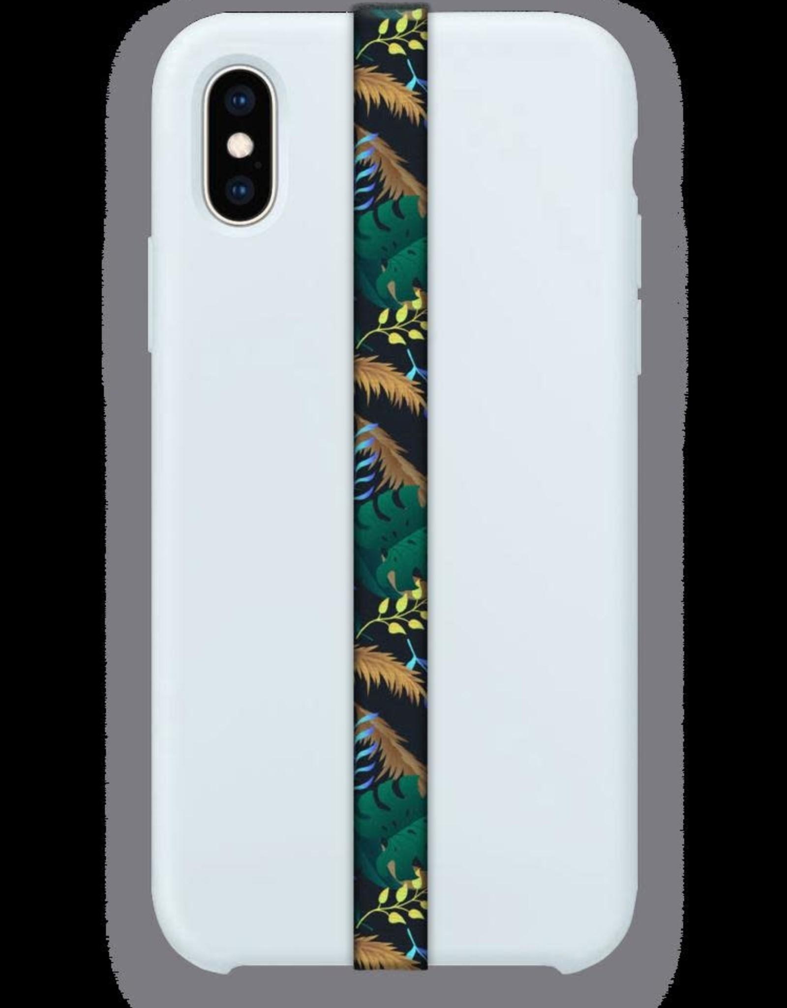Sangle à cellulaire par Phone loops: Feuillages