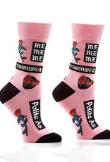 CHAUSSETTES : ROSES ME