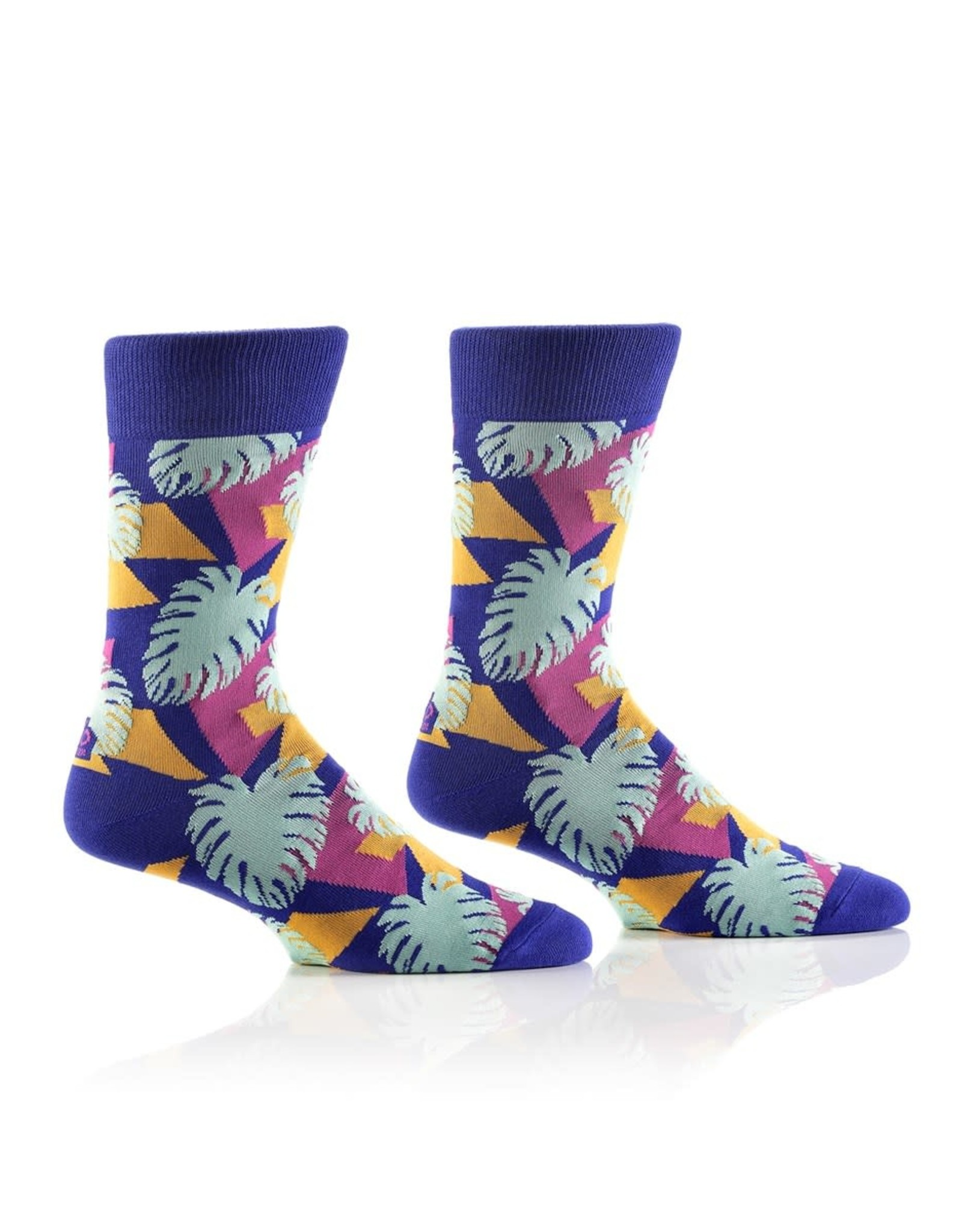 CHAUSSETTES : FEUILLAGES