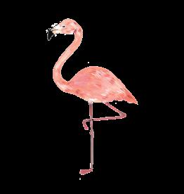 Tatouages temporaires par Tattly - Ensemble de 2 tatouages: Flamingo par Kelsey Oseid