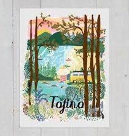 Affiche '' Tofino'' par Anja Jane 12 x 16
