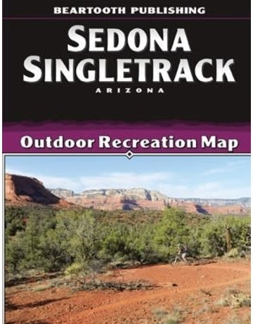 Beartooth Publishing Sedona Singletrack Map