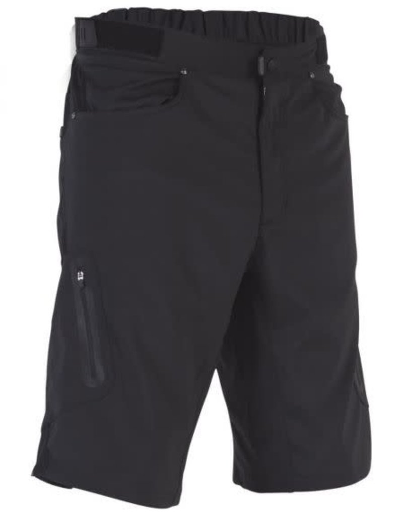 Zoic Mens Ether Shorts + Essential Liner