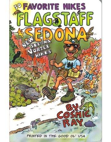 Cosmic Ray Favorite Hikes: Flagstaff & Sedona