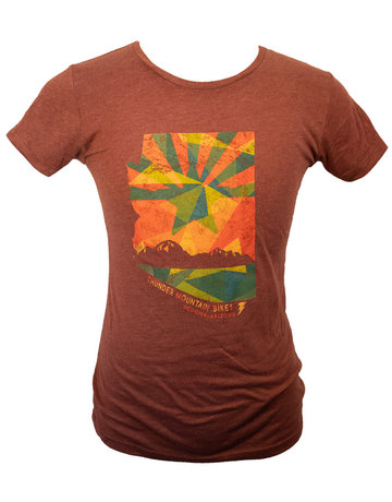 Thunder Mtn Women's Remnant AZ T-Shirt