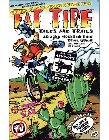 Cosmic Ray Fat Tire Tales & Trails