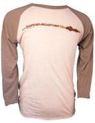 Thunder Mtn Men's & Women's Raglan 3/4 Sleeve Top