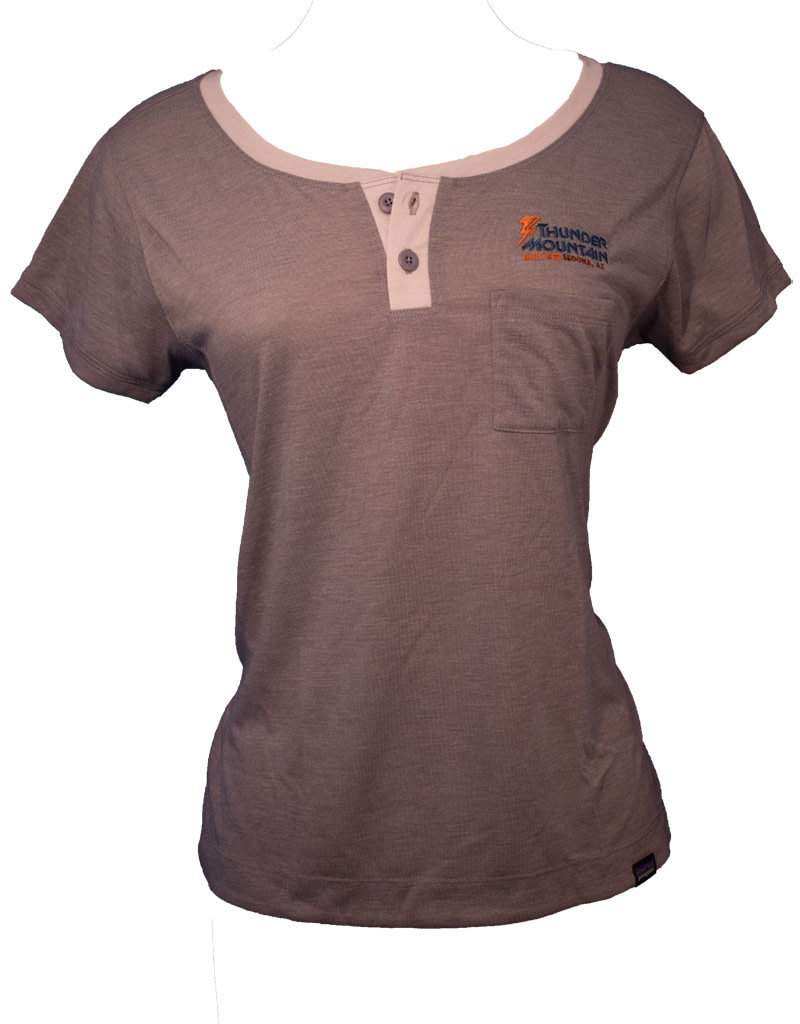 Patagonia Women's Capilene® Cool Trail Bike Henley