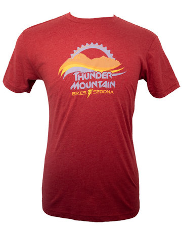 Thunder Mtn Men's Logo T-Shirt