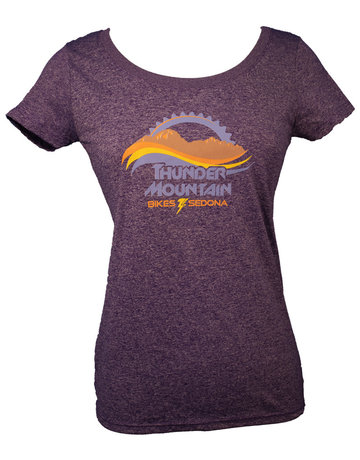 Thunder Mtn Women's Performance Core Tech T-Shirt