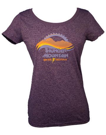 Thunder Mtn Women's Performance Core Tech T-Shirt