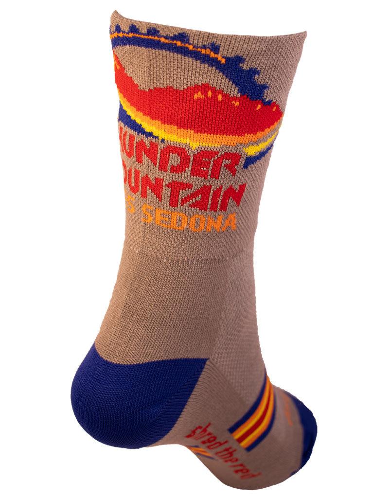 """Thunder Mtn Chainring 4"""" Sock"""