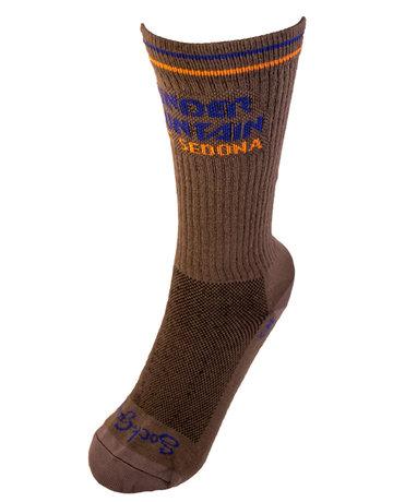 SockGuy Thunder Mtn Bolt Crew Sock