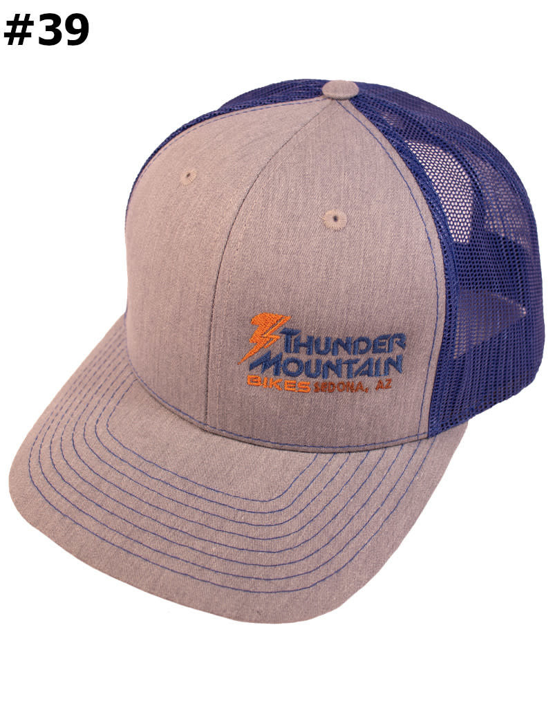 Thunder Mtn Bolt Trucker Hat