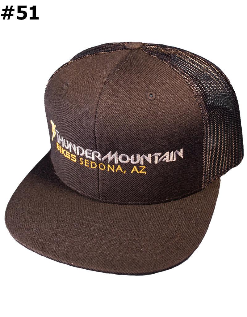 Thunder Mtn Premium Snapback Hat