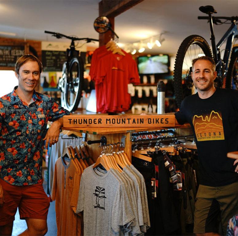 Thunder Mountain Bike Rentals in Sedona, Arizona