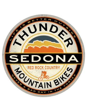 Thunder Mtn Vortex Sticker