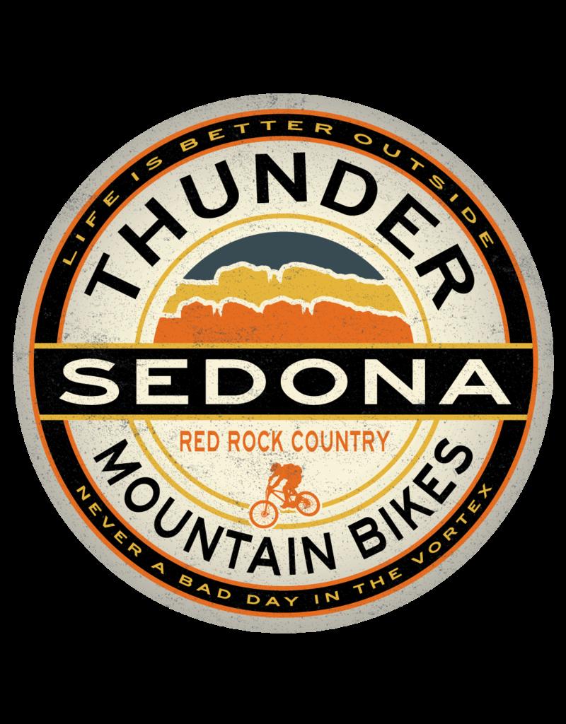 Thunder Mtn Vortex Sticker