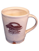 Thunder Mtn Coffee Mug - Tall