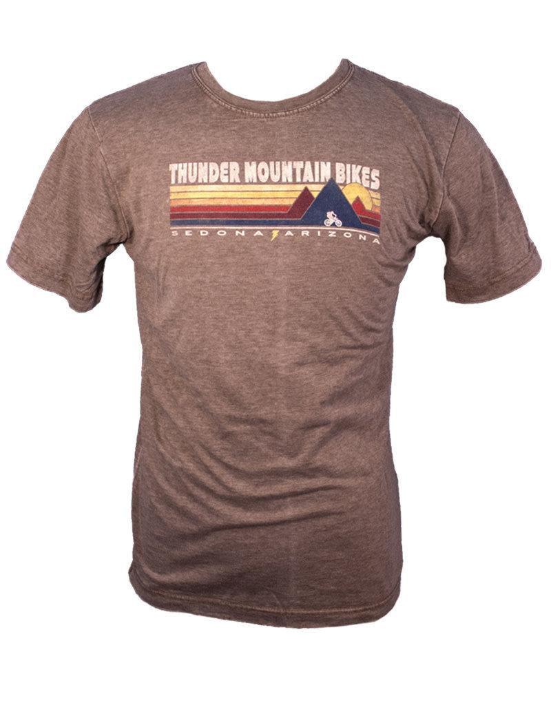 Thunder Mtn Men's Triple Peaks T-Shirt