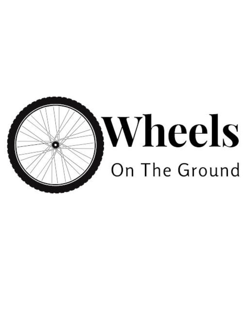 Wheels On The Ground Donation - $10