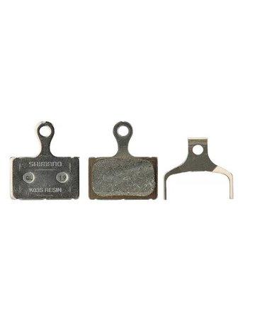 Shimano K03S Disc Brake Pads - Resin/Steel