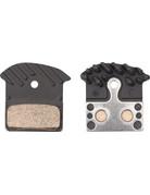 Shimano J04C Disc Brake Pads - Metal/Aluminum