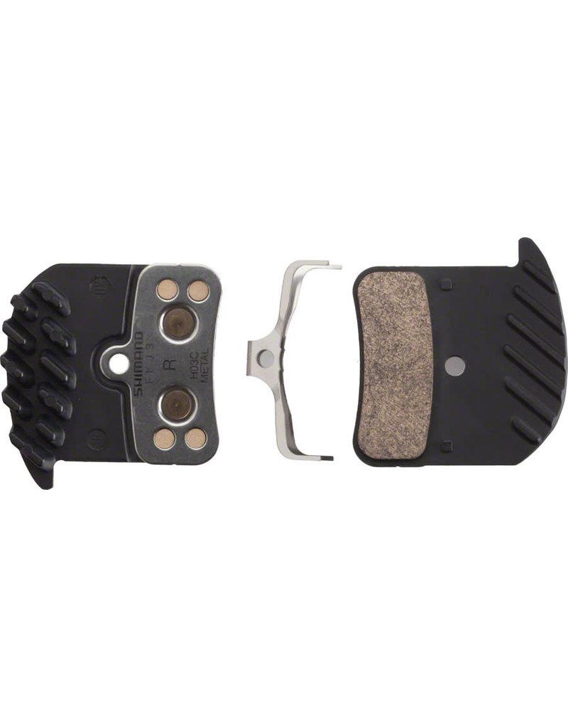 Shimano H03C Disc Brake Pads - Metal/Aluminum
