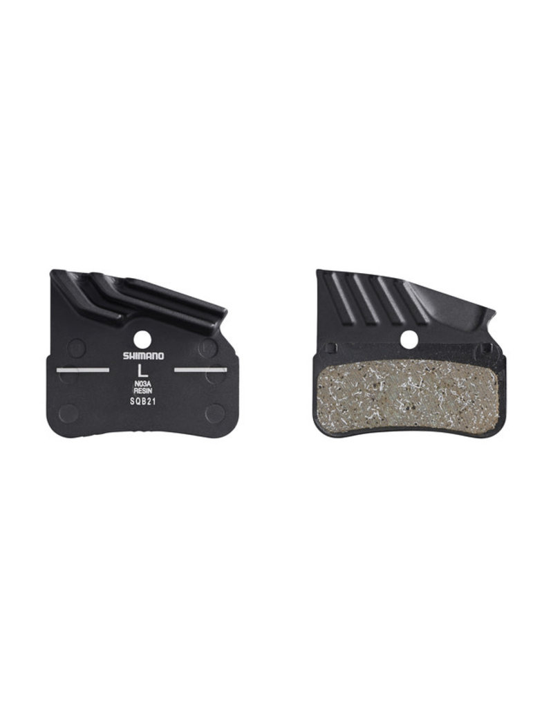 Shimano N03A Disc Brake Pads - Resin/Steel