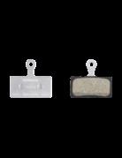 Shimano G03A Disc Brake Pads - Resin/Aluminum