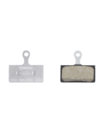 Shimano G03A Disc Brake Pads - Resin/Aluminum