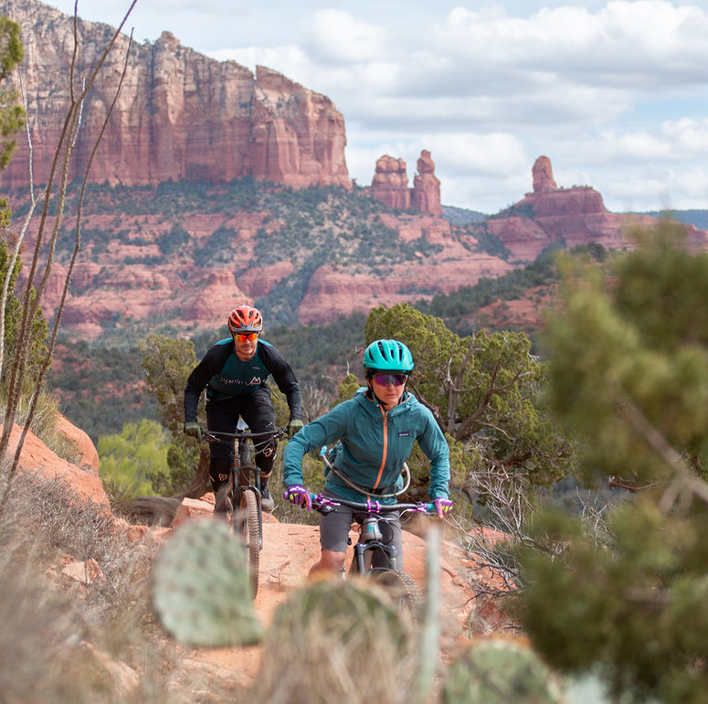 An All Levels Guide to Renting a Bike in Sedona, Arizona and Hitting the Trails