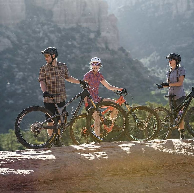 Mountain Biking Gear Guide - For The Different Seasons in Sedona, AZ