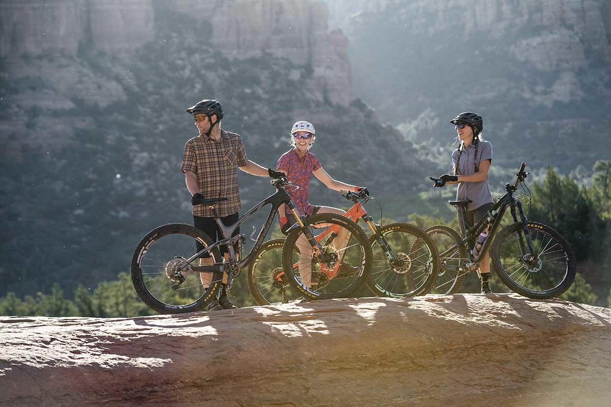 Mountain Biking Gear Guide - For The Different Seasons in Sedona, AZ