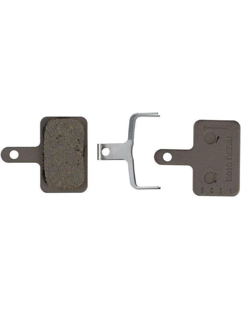 Shimano B01S Disc Brake Pads - Resin/Steel