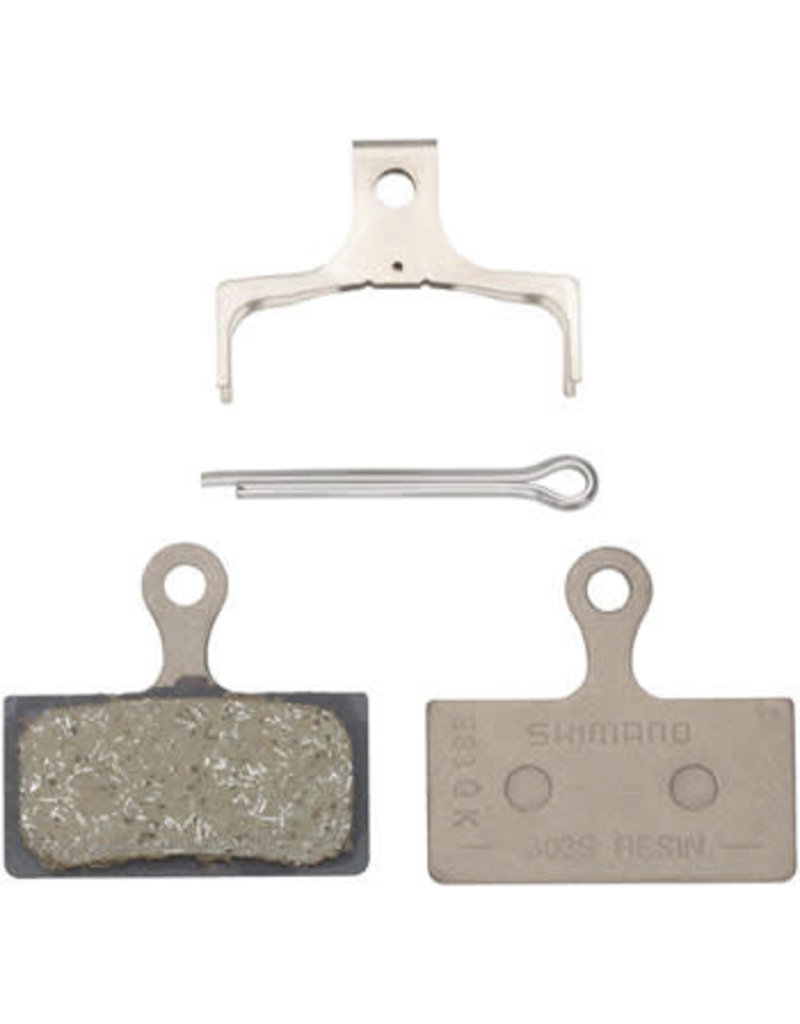 Shimano G03S Disc Brake Pads - Resin/Steel