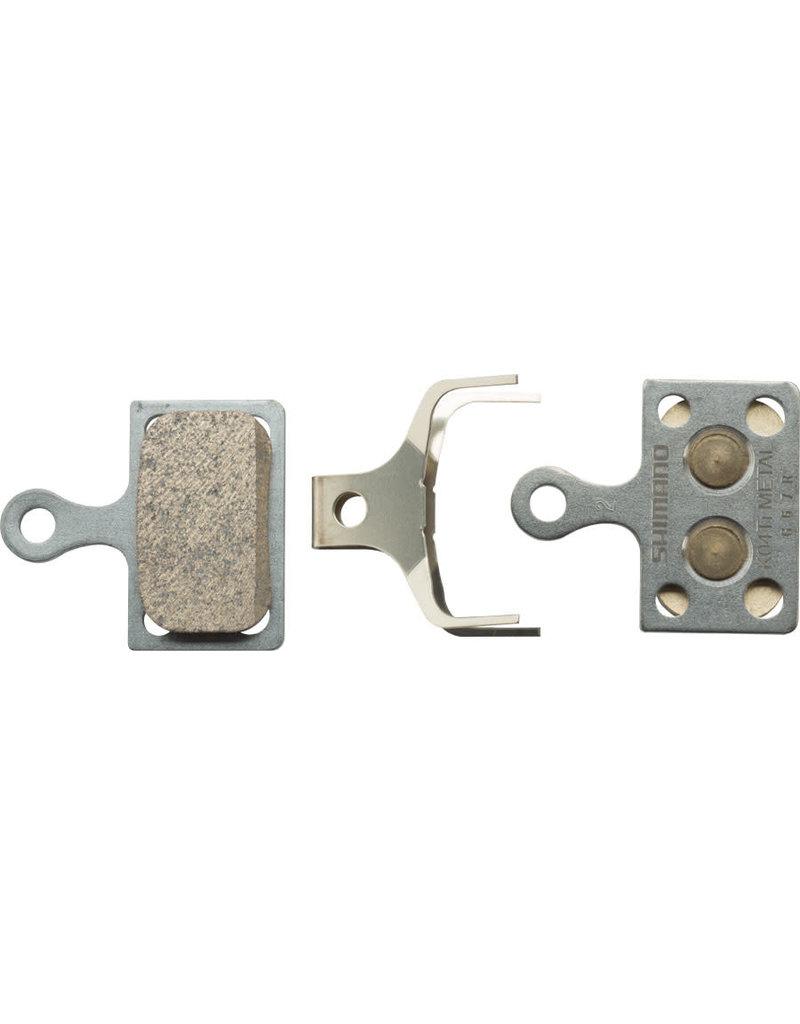 Shimano K04Ti Disc Brake Pads - Metal/Titanium
