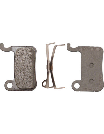 Shimano M07Ti Disc Brake Pads - Resin/Titanium