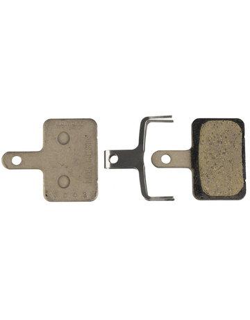 Shimano M05 Disc Brake Pads - Resin/Steel