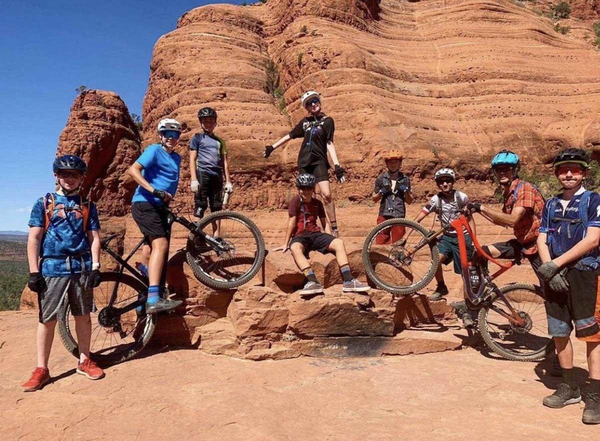 Mountain Biking For The Whole Family