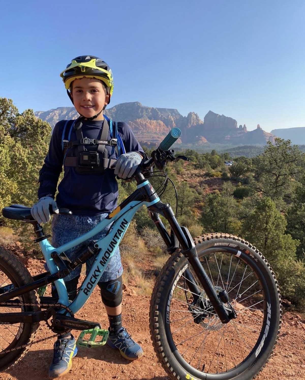 Mountain Biking For Kids