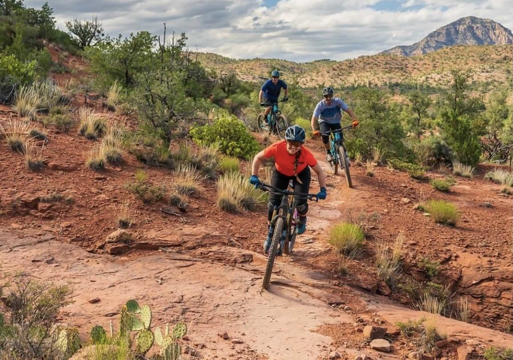 Thunder Mountain Bikes: The Go-To Sedona Bike Shop for the Whole Family