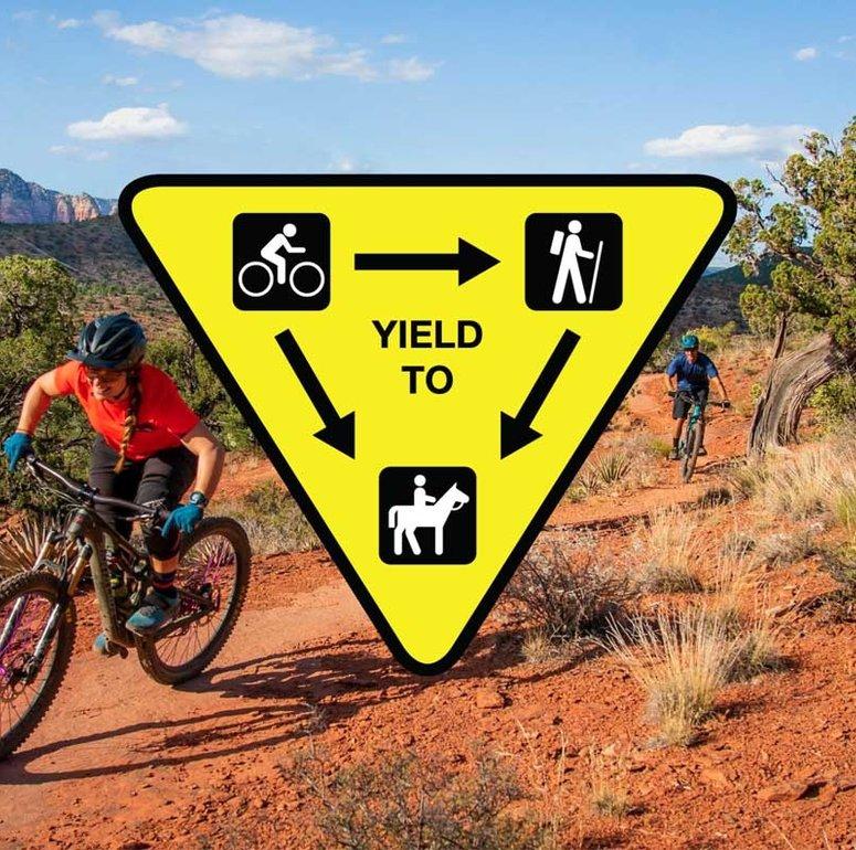 Sedona, Arizona Trail Etiquette 101