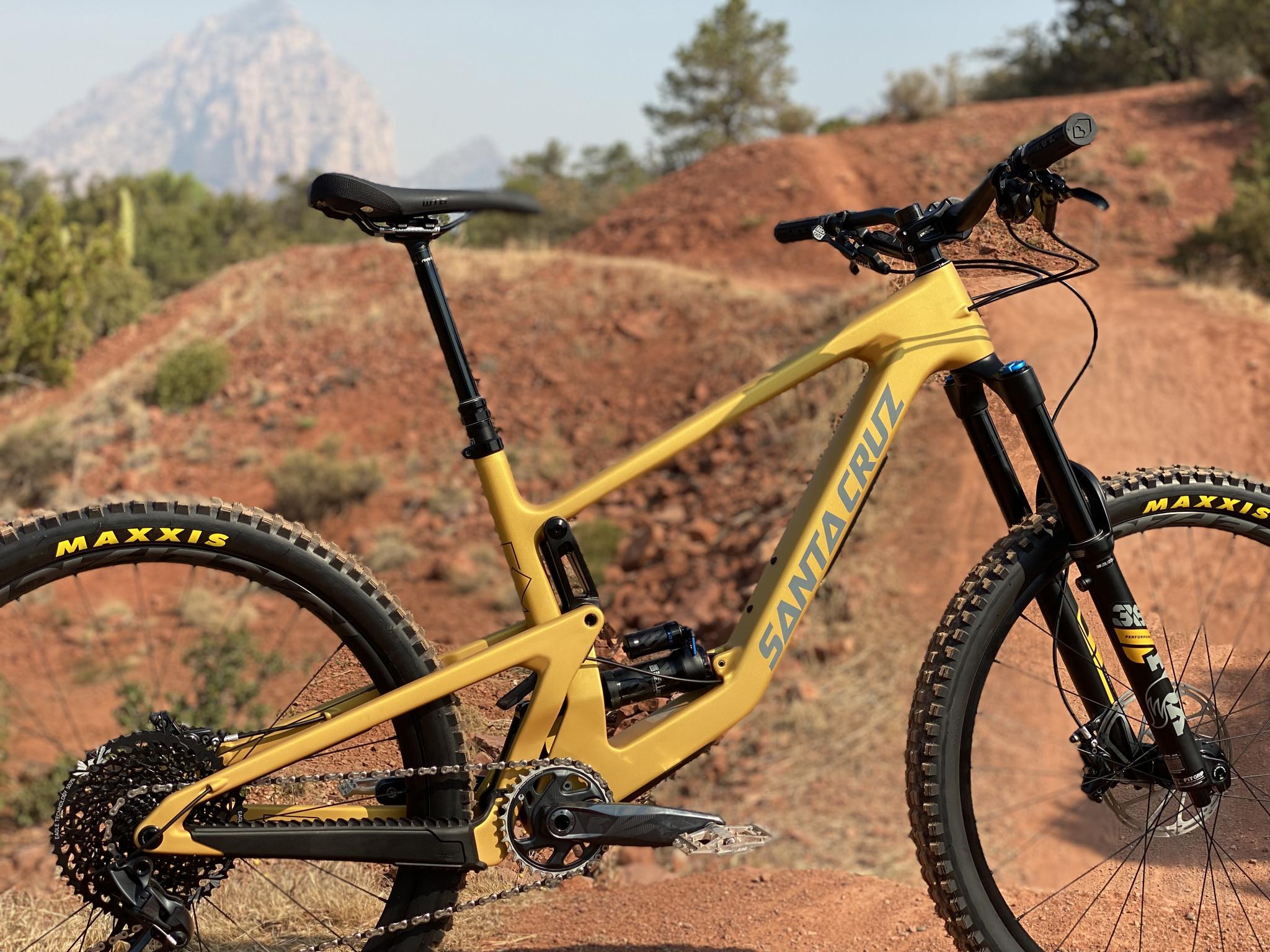 TMB Review: 2022 Santa Cruz Bronson MX