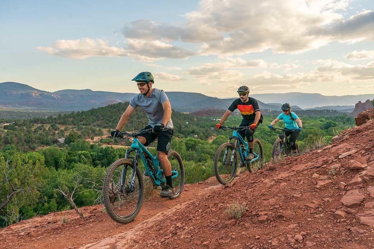 Enduro Mountain Biking